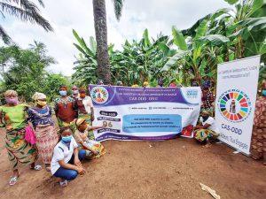 Commémoration de l'an six des ODD : CAS-ODD ONG s'engage pour l'entrepreneuriat agricole solidaire des femmes